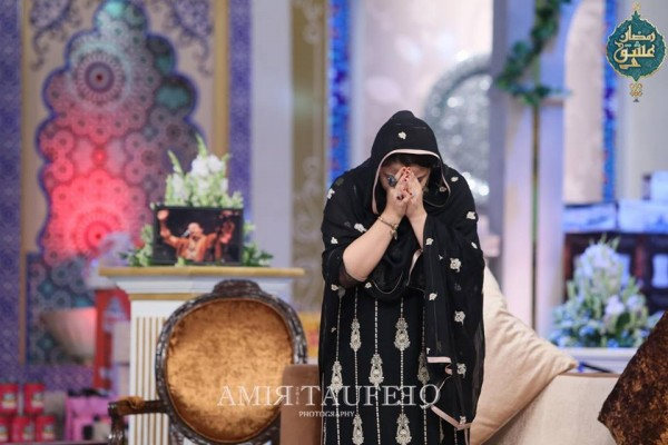 A-Plus has cancelled Game Show in respect for Amjad Sabri (4)