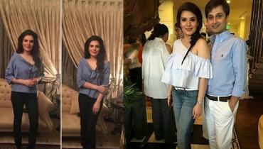 Actress Resham Hot