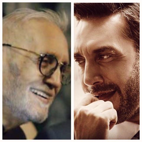 Adnan Siddiqui Father