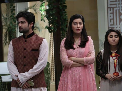After leaving morning show on HUM Sitaray, What Shaista Lodhi is doing (3)