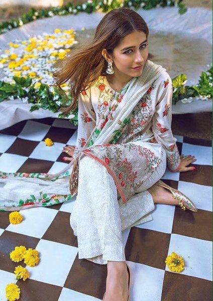 Alkaram Eid dresses 2016 For Women