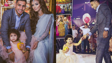 Amir Khan Daughter Birthday