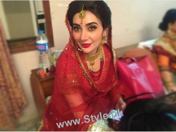 Ayesha Khan's bridal photoshoot (5)