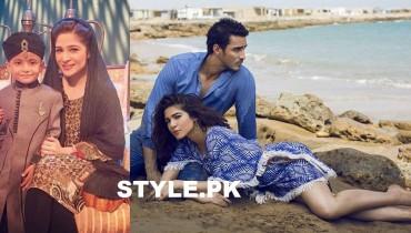 Ayesha Omer Before and During Ramadan