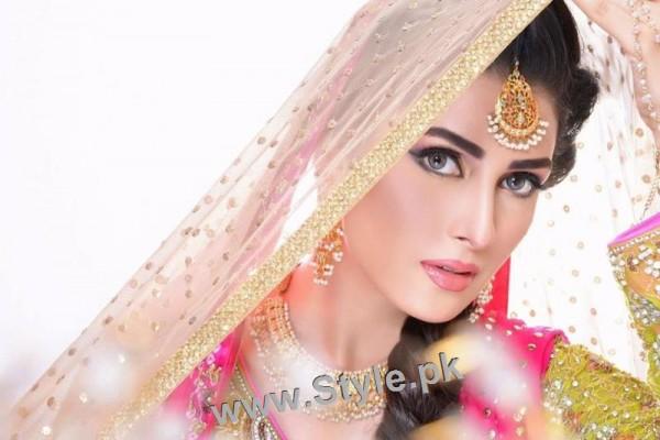 Ayeza Khan's latest bridal photoshoot (3)