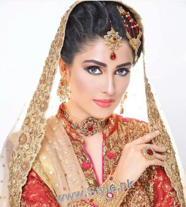 Ayeza Khan's latest bridal photoshoot (4)