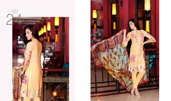 Charizma Eid Dresses 2016 For Women0012