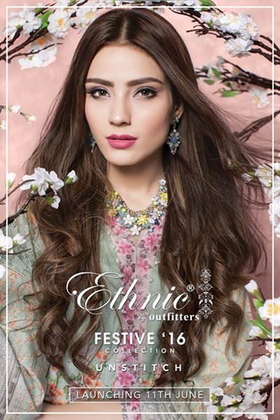 Ethnic by Outfitters Eid Dresses 2016 For Women
