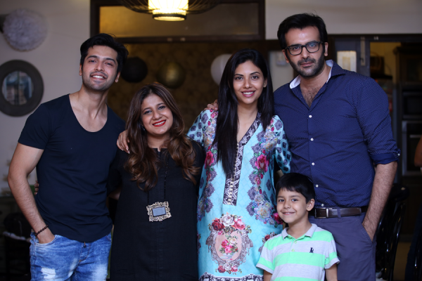 Fahad Mustafa Celebrating his birthday (2)