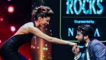 Fawad Khan and Deepika Padukone IIFA