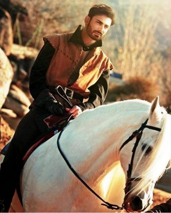Fawad Khan as Prince Phillip