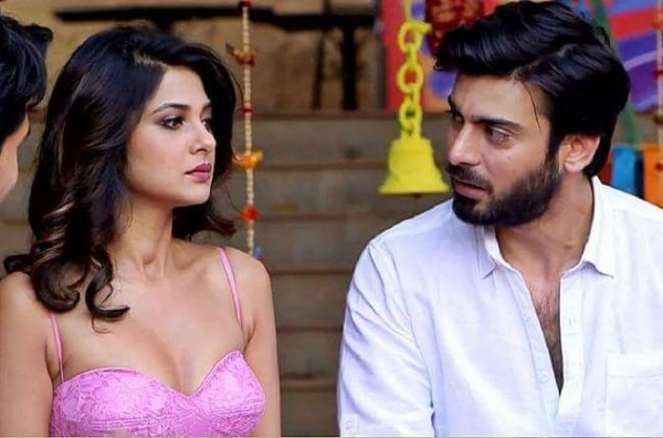 Fawad khan and Jennifer Winget 01