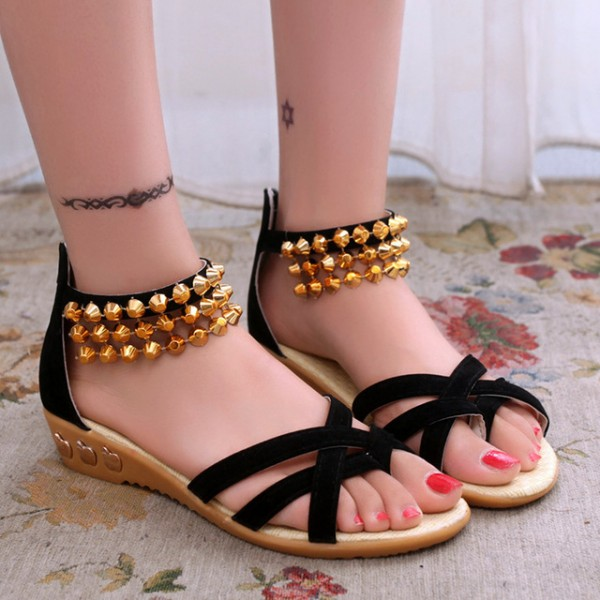 Flat Sandals for Eid 2016 (5)