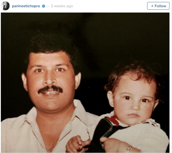 How celebrities wished their fathers on Father's day (4)