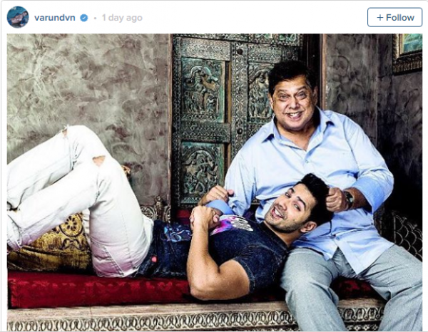 How celebrities wished their fathers on Father's day (6)