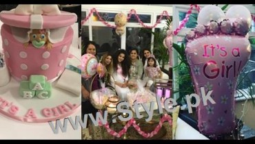 See Its a baby girl for Annie Khalid