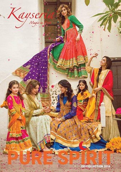 Kayseria Eid Dresses 2016 For Women001