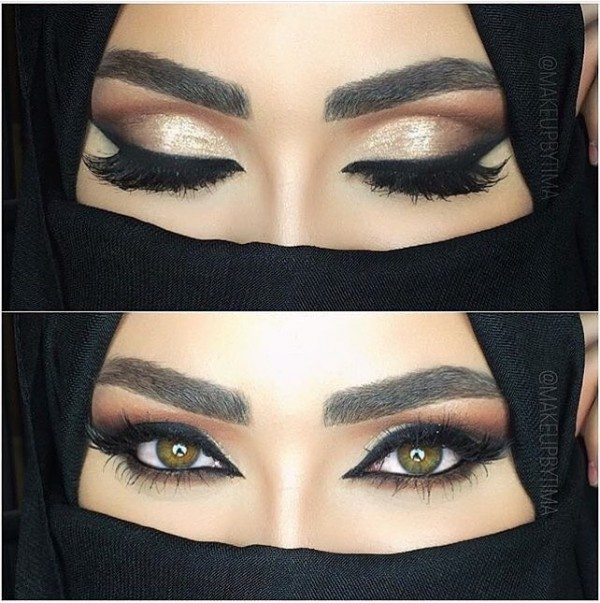 Latest Eye Makeup Trends 2016 (9)