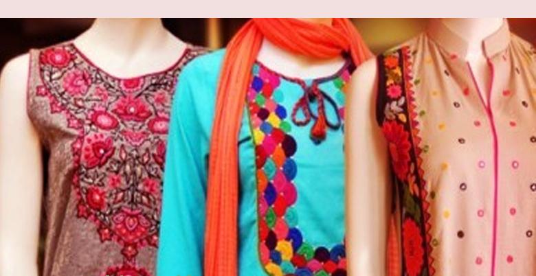 Latest-Indian-Pakistani-Best-Stylish-Neck-line-Gala ...