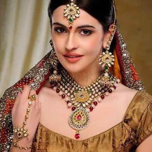 See Latest bridal jewellery designs 2016