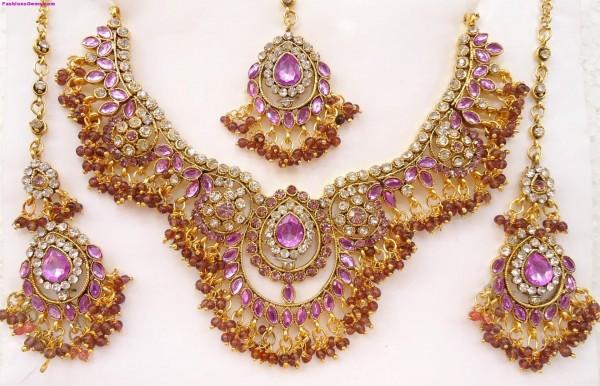 Latest bridal jewellery designs 2016  (5)