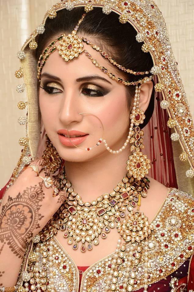 Latest bridal jewellery designs 2016