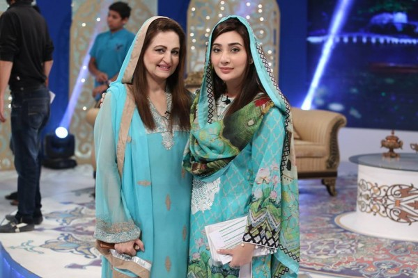 Layla Zuberi and Ayesha Khan