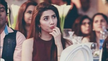 Mahira Khan Lux Style Awards dress