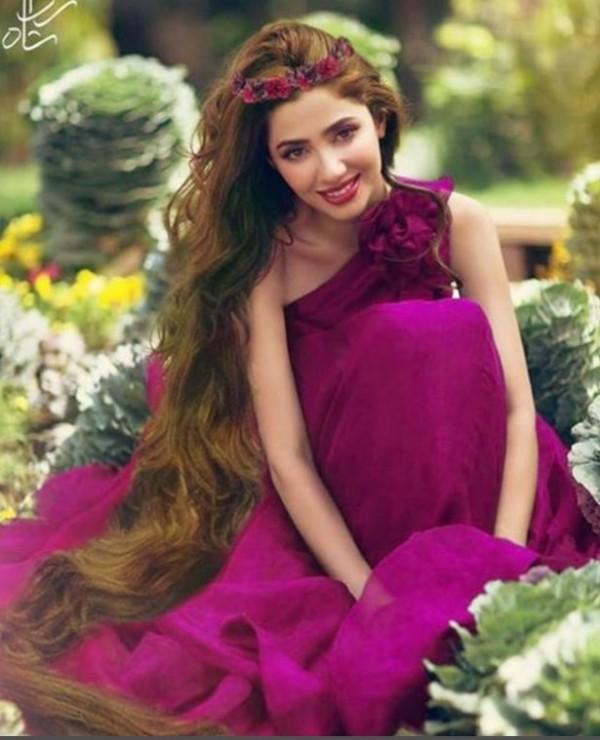 Mahira Khan to Rapunzel