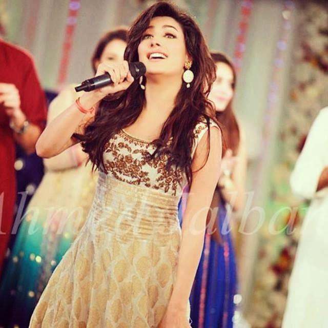 See Mehwsih Hayat is going to make her singing debut in Coke Studio Season 9