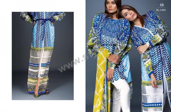 Muzlin Embroidered Unstitched Collection - 06