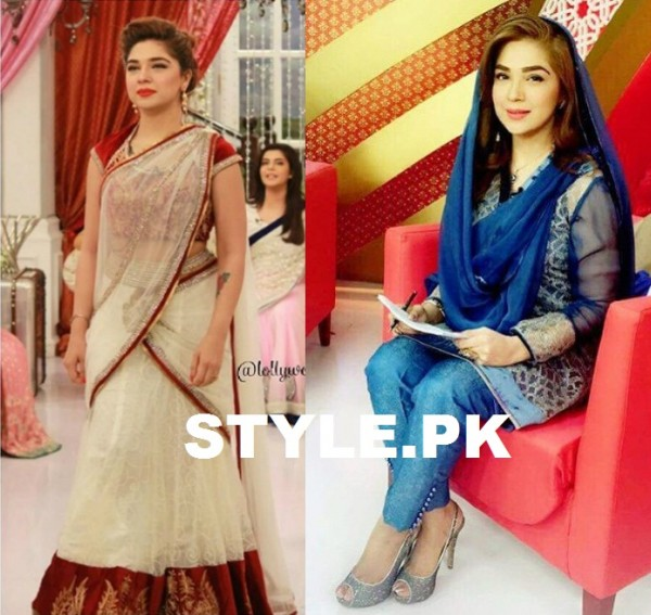 Natasha Ali Before and During Ramadan
