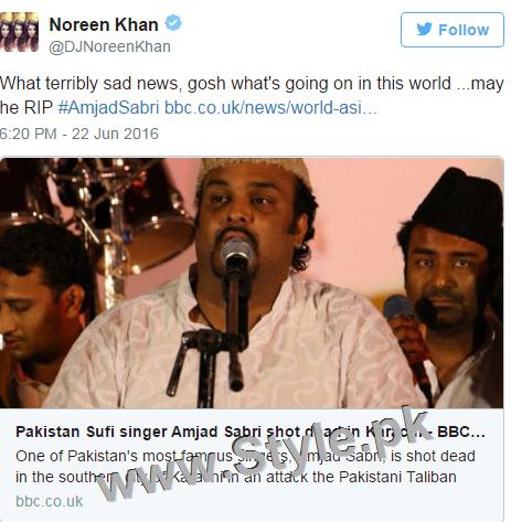 Nation Prays, Rest In Peace Amjad Sabri (3)