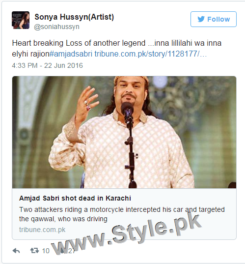 Nation Prays, Rest In Peace Amjad Sabri (8)