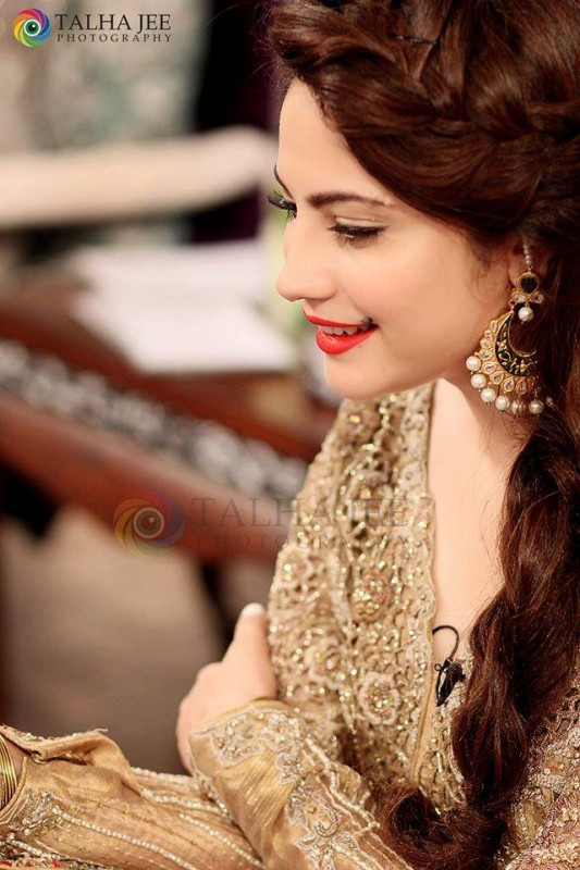 Neelum Muneer on the set of upcoming Eid Show (5)