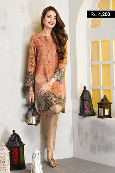 Nishat Linen Pret Eid Dresses 2016 For Women