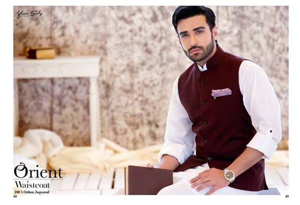 Orient Textile Eid Dresses 2016 For Men002