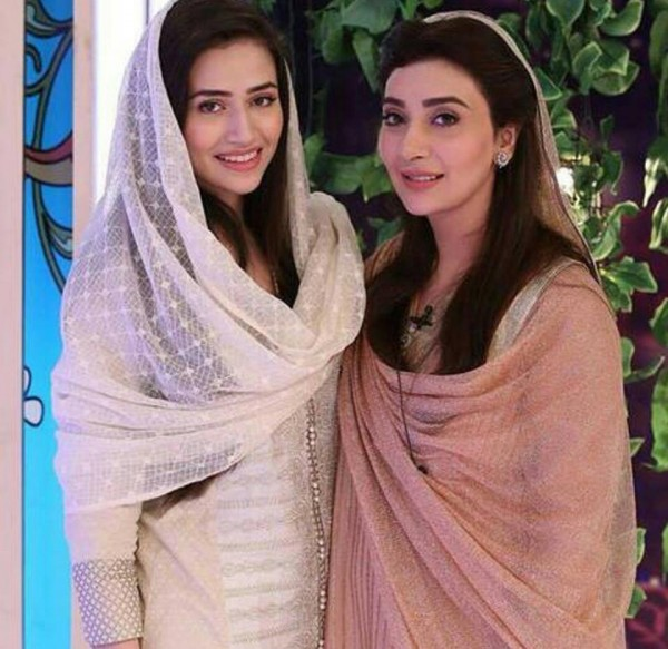 See Pakistani Celebrities in Ramadan 2016