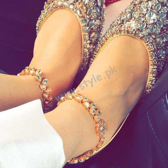 Flat Indian Wedding Shoes