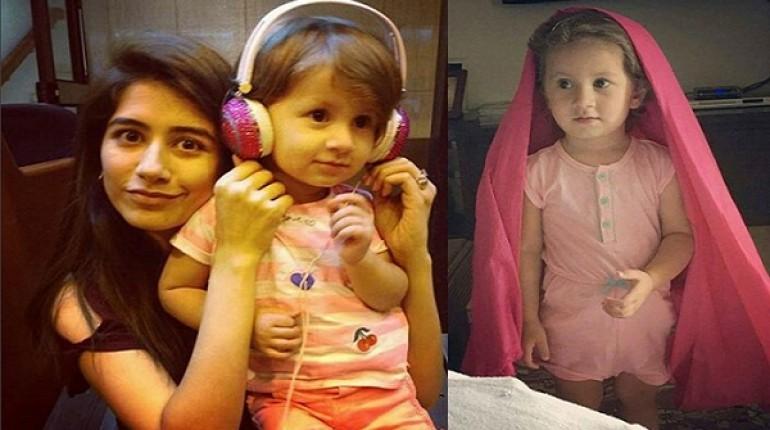 Pakistani celebrity kids