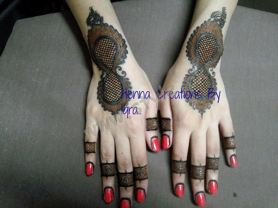 Pakistani mehndi designs for eid 2016 09