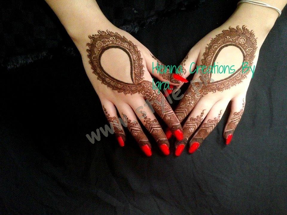 Pakistani mehndi designs for eid 2016 10