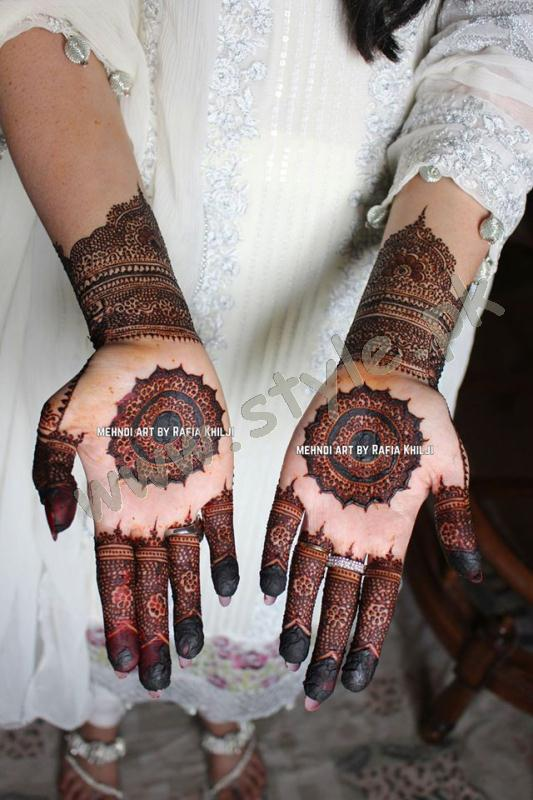 Pakistani mehndi designs for eid 2016 13