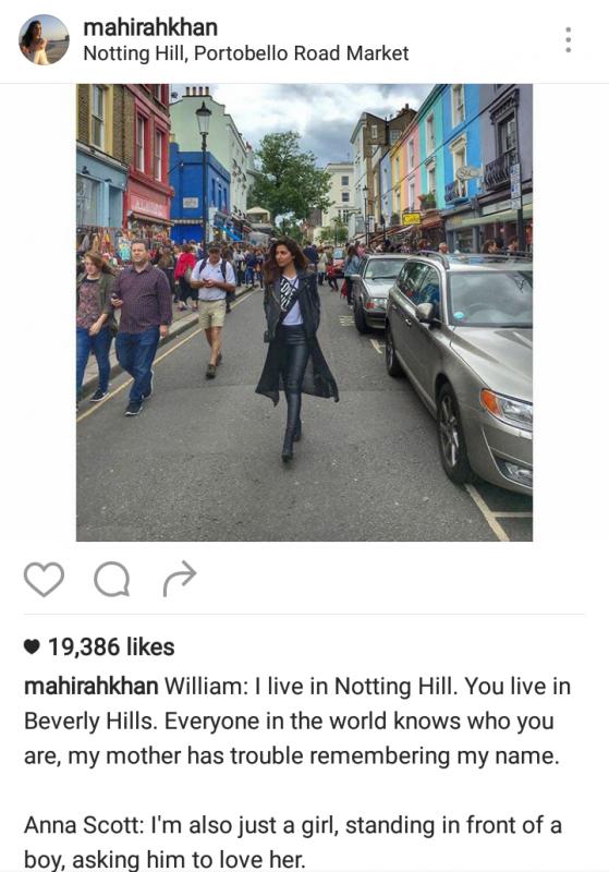 Pictures of Mahira Khan in London (1)