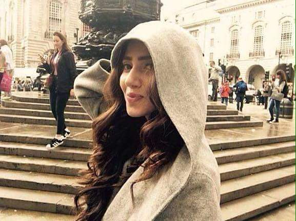 See Pictures of Mahira Khan in London