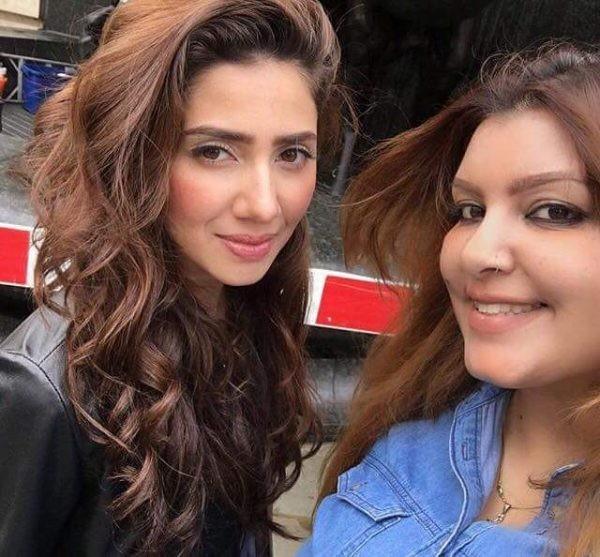 Pictures of Mahira Khan in London (4)