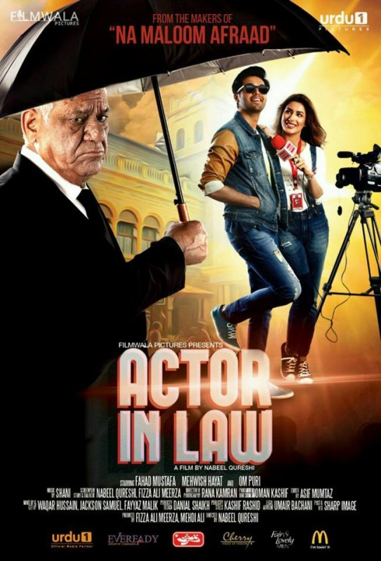 Poster of Om Puri's debut Pakistani Movie is Out (2)