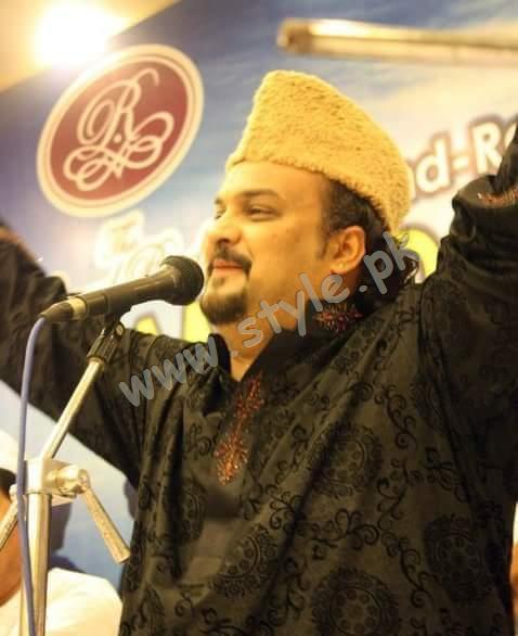 Qawwal Amjad Sabri
