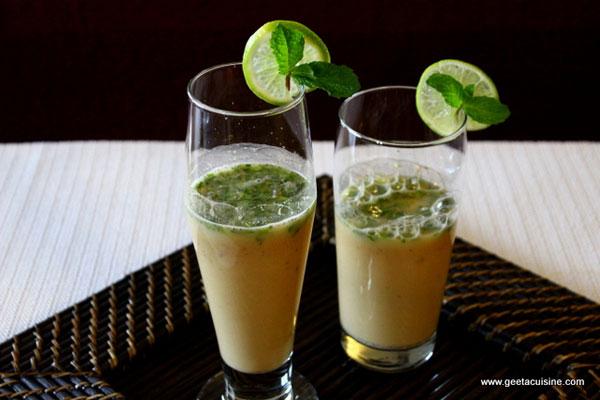 Refreshing drinks recipe01