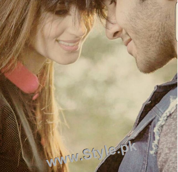 Romance of Sajal Ali and Feroze Khan in Zindagi Kitni Haseen Hai (1)